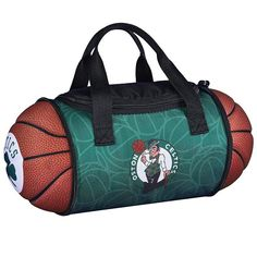 Boston Celtics Basketball to Lunch Bag, Multicolor