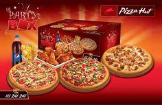 Pizza Hut Party box