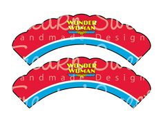 Hey, I found this really awesome Etsy listing at https://www.etsy.com/listing/103787190/wonder-woman-cupcake-wrapper-pdf-file