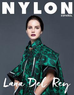 Lana Del Rey on Nylon Mexico Fall/Winter 2015 cover