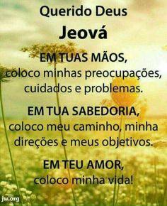 Amoroso Pai, Jeová Deus