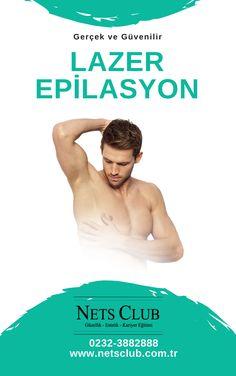 Erkek Lazer Epilasyon  NETS CLUB | 0232-3882888 http://www.netsclub.com.tr/  #izmir #netsclub #erkeklazerepilasyon #epilasyon #erkekbakım #izmirerkeklazerepilasyon #izmirerkekepilasyon