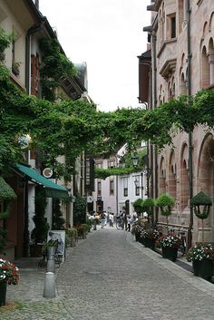 Freiburg, Germany by jason_harman, via Flickr-love it here!