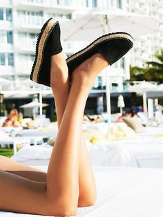Free People Palm Espadrille, €78.94