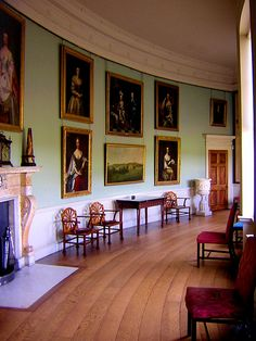 Kedleston Hall.