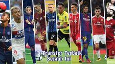 10 Transfer Terbaik Sejauh Ini