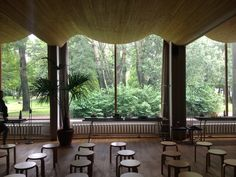 Viipury Library by Alvar Aalto
