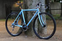 kinkicycle:   *SURLY* straggler complete bike by BLUE LUG