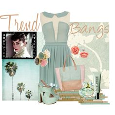 """Classic Bangs"" by kaitryne on Polyvore"