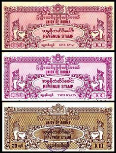 Myanmar (Burma)Stamps