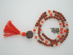 Yoga Protection Mala Rudraksha Coral Crystal Fearless Mala Hanuman Pendant Necklace Mogul Interior,http://www.amazon.com/dp/B00FOGYHW2/ref=cm_sw_r_pi_dp_ZITusb0HW9D7K3WM