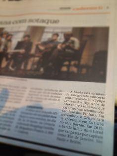 """Heroína - Alexandre Linhares assina o figurino do """"Próximo"""" show do Grupo Fato http://heroina-alexandrelinhares.blogspot.com.br/2014/08/proximo.html?m=1"""