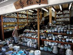 Kappabashi Market, Tokyo, Japan
