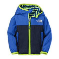 The North Face Infants' (0M-24M) Jackets & Vests INFANT REVERSIBLE SCOUT WIND JACKET
