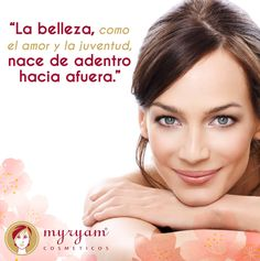 #MujerBella #Frases #Cuidatupiel #CremasMyryam