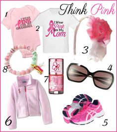 Gifts for Girls (and Mom) that Support Breast Cancer Awareness