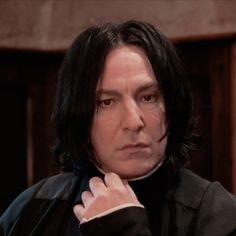 Harry Potter Severus Snape, Soft Wallpaper, Dont Call Me, Alan Rickman, Half Blood, Universe, Cat, Black, Black People