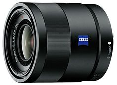 Sony Objectif Zeiss SEL-24F18Z Monture E APS-C 24 mm F1.8