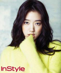 Park Shin Hye - InStyle 3
