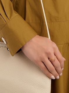 Yellow-gold ring | Monique Péan | MATCHESFASHION.COM US