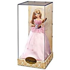Disney Limited Edition Designer Rapunzel doll of 6000 - 2011 release Walt Disney, Disney Magic, Disney Art, Disney Princess Dolls, Disney Dolls, Barbie Dolls, Princess Rapunzel, Dolls Dolls, Tangled Rapunzel