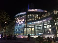 Namm Show, Broadway Shows
