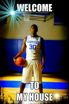 Kentucky Wildcats Julius Randle
