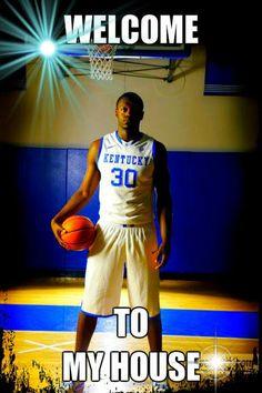 Kentucky Wildcats Julius Randle