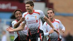 Gerrard vs westham