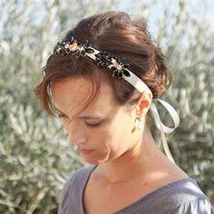 #Haarlint #bruid #bruidskapsel #weddinghair #bride / www.witenzilver.nl