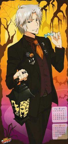 Gokudera Hayato (59) | Vongola Storm Guardian | Katekyo Hitman Reborn!