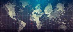 Conoce sobre 10 mapas que cambiarán tu forma del ver el mundo