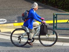 Japan's Cycling Seniors | Tokyo By Bike - Cycling News & Information from Japan