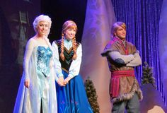 "Frozen debuted in 2013 with much fanfare. Moviegoers went crazy over this sister-sister duo with Kristoff and their lovable friends Sven and Olaf. People just couldn't get enough of them! Folks almost broke the internet with all of the ""Let it Go"" car sing-along videos, and Disney was bombarded with little girls wanting to meet the new princesses and even dress like them. I think that Frozen was just a tad bit more popular than Disney imagined, so they had to quickly get to work t"
