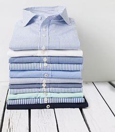 tidy stacks | #visual #merchandising