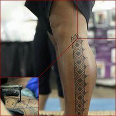 Filipino tribal tattoos