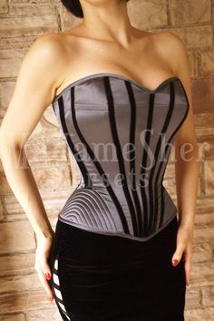 Madame Sher Corsets » Overbust