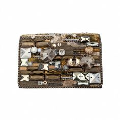 Callista Clutch Bag by Bea Valdes on GIFTLAB in Bea Valdes - By Brand