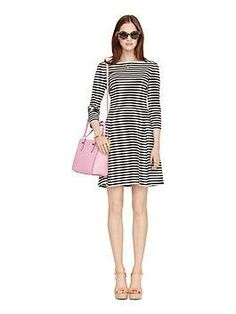 stripe everyday dress by kate spade new york