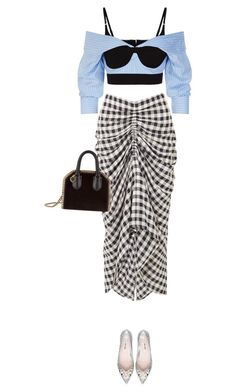 """Untitled #191"" by afivahapriani on Polyvore featuring Alexander Wang, Joseph and STELLA McCARTNEY"