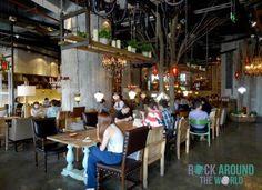 Das Café Maan Coffee mit sehr gutem Kaffee in Chengdu, China