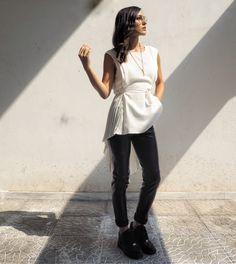 NANSOUMOU Normcore, Style, Fashion, Swag, Moda, Fashion Styles, Fashion Illustrations, Outfits
