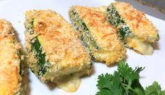 Изумительные кабачки с сыром, запеченные в духовке: простой рецепт шикарной закуски