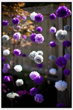 Wedding Flowers, Pretty Strings Of Paper Flowers For Wedding Decor: 25 ideas of flowers for weddings