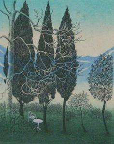"""Puutarha"" by Inari Krohn"