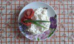 Zelerový šalát so smotanou a jogurtom Feta