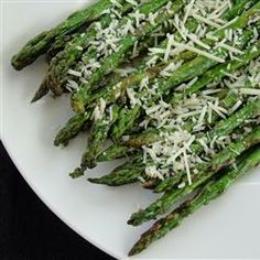 """Easy Delicious Asparagus 