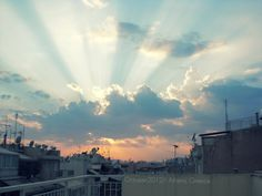 Athens, Greece// Sky ♥