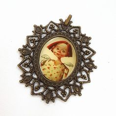 Privjesak Anđeo - Angel Pendant Angel Pendant, Angels, Brooch, Frame, Jewelry, Home Decor, Jewellery Making, Homemade Home Decor, Jewelery