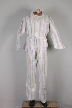 1930's french pyjamas